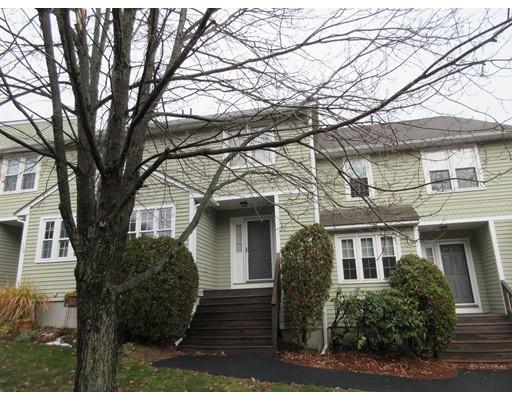 Appartement en copropriété pour l Vente à 179 Laurelwood Drive Hopedale, Massachusetts 01747 États-Unis