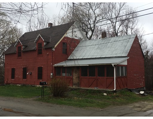 Single Family Home for Sale at 266 Ranney Corner Road Ashfield, Massachusetts 01330 United States