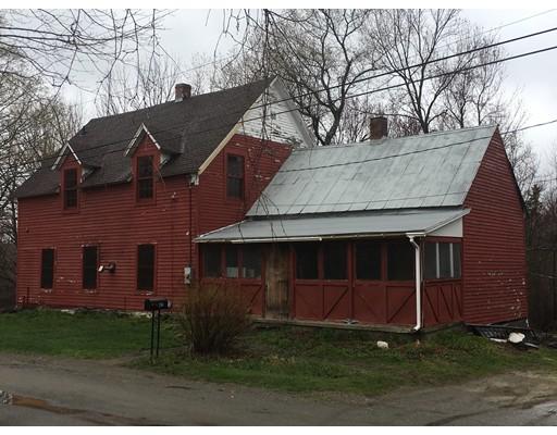 Maison unifamiliale pour l Vente à 266 Ranney Corner Road Ashfield, Massachusetts 01330 États-Unis