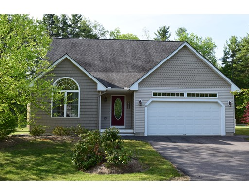 Condominium for Sale at 13 Autumn Lane East Kingston, New Hampshire 03827 United States
