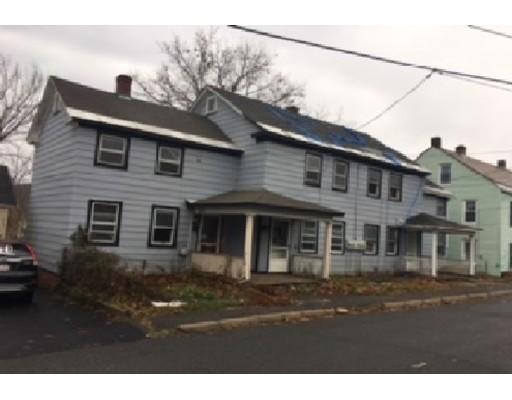 Casa Multifamiliar por un Venta en 7 Marietta Street North Adams, Massachusetts 01247 Estados Unidos