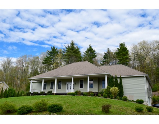 Casa Unifamiliar por un Venta en 172 New Boston Road Sturbridge, Massachusetts 01566 Estados Unidos