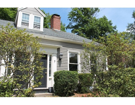 Single Family Home for Rent at 9 North Road Bedford, Massachusetts 01730 United States