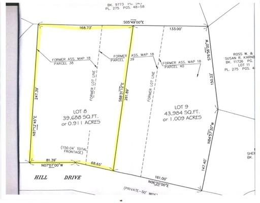 Lot 8 Birch Hill Road, Palmer, MA 01069