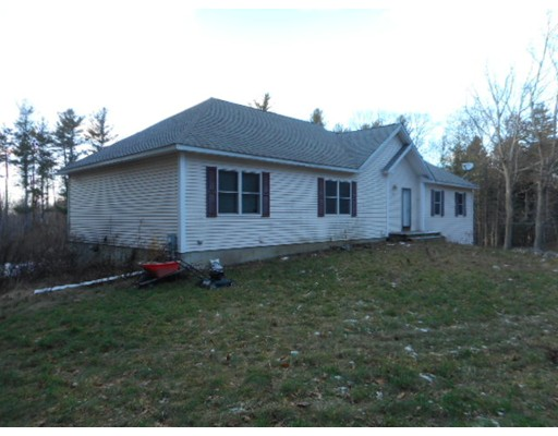 Single Family Home for Sale at 1494 Southbridge Road Warren, Massachusetts 01585 United States