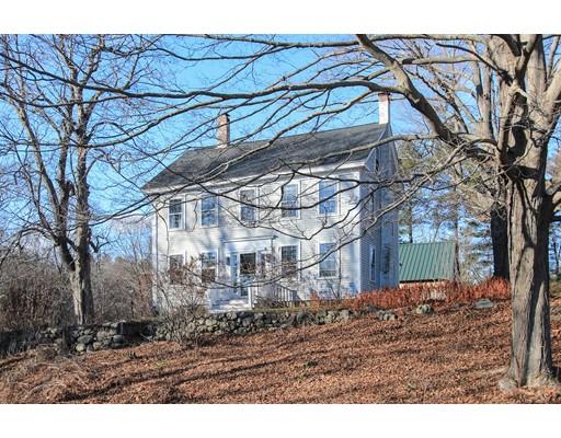 Maison unifamiliale pour l Vente à 27 PROSPECT STREET Topsfield, Massachusetts 01983 États-Unis