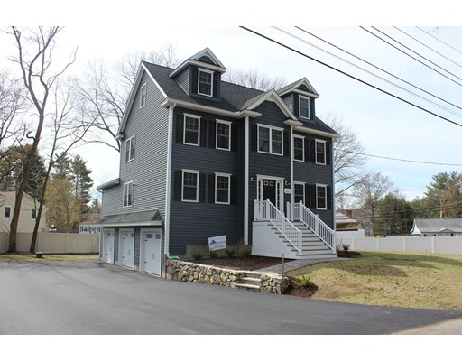 Single Family Home for Sale at 5 Oak Street Wilmington, Massachusetts 01887 United States