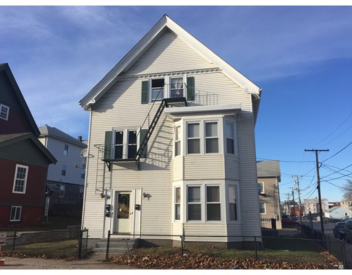 Multi-Family Home for Sale at 25 Summer Street Central Falls, Rhode Island 02863 United States