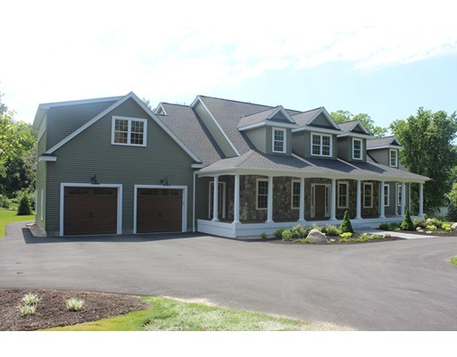Single Family Home for Sale at 431 North Road Bedford, Massachusetts 01730 United States