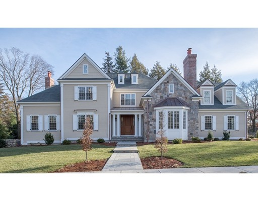 Casa Unifamiliar por un Venta en 108 Reservoir Avenue Newton, Massachusetts 02467 Estados Unidos