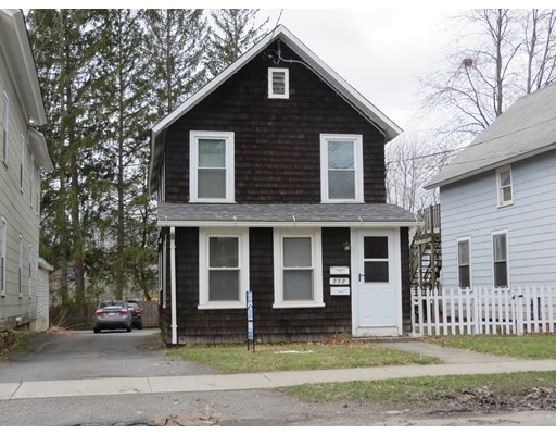 Multi-Family Home for Sale at 232 Chapman Street Greenfield, Massachusetts 01301 United States