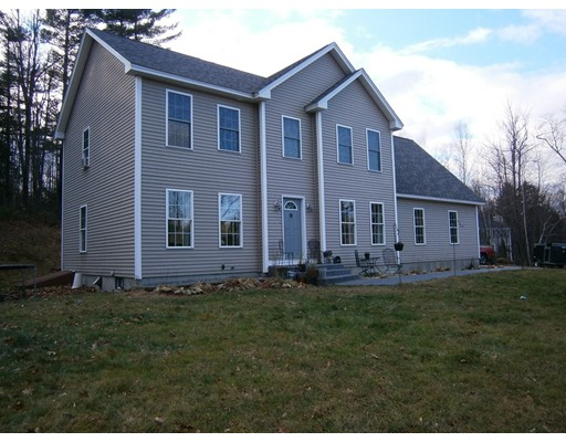 Single Family Home for Sale at 84 Cedar Ridge Drive New Ipswich, New Hampshire 03071 United States