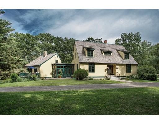 Casa Unifamiliar por un Venta en 79 E Princeton Road 79 E Princeton Road Princeton, Massachusetts 01541 Estados Unidos