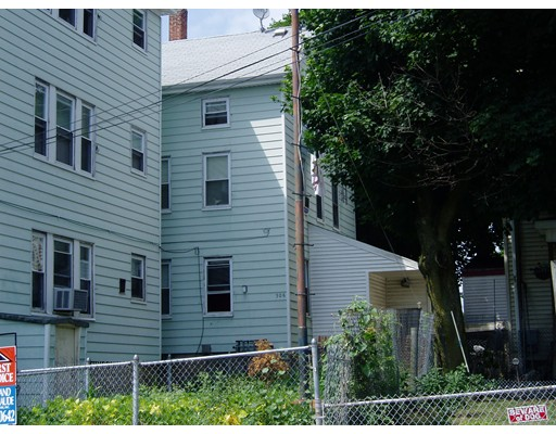 Multi-Family Home for Sale at 506 Peckham Street Fall River, Massachusetts 02721 United States