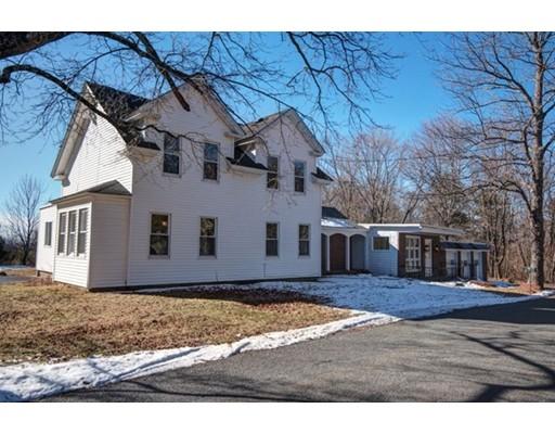 Частный односемейный дом для того Продажа на 86 Upper Gore Road Webster, Массачусетс 01570 Соединенные Штаты