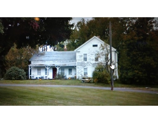 Single Family Home for Sale at 18 New Boston Road Tolland, Massachusetts 01034 United States