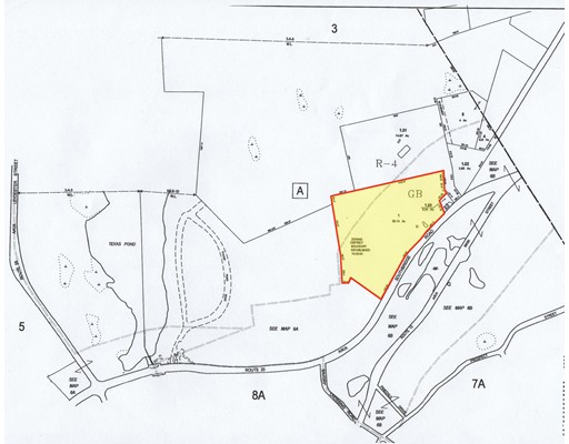 Land for Sale at 191 Southbridge Road Oxford, Massachusetts 01540 United States