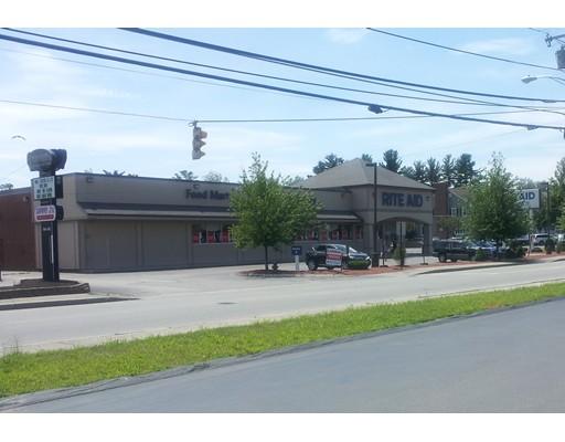 商用 为 销售 在 142 Main Street 142 Main Street Salem, 新罕布什尔州 03079 美国