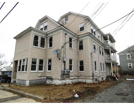 多户住宅 为 销售 在 53 Bellevue Street Lawrence, 01841 美国