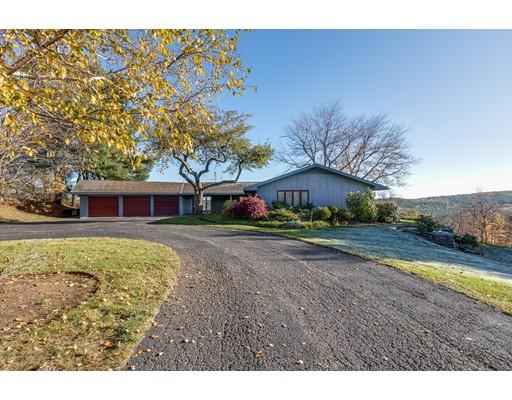 Частный односемейный дом для того Продажа на 590 South Road Holden, Массачусетс 01520 Соединенные Штаты