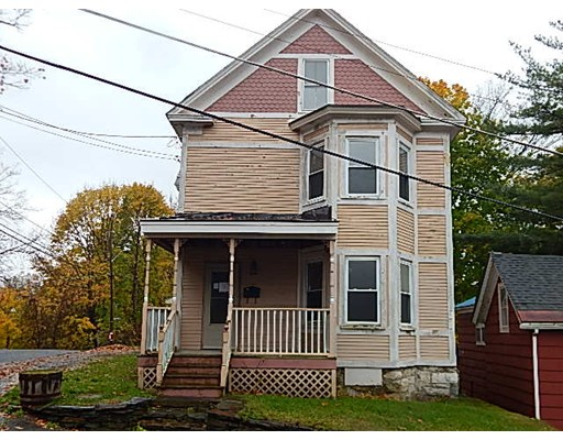 Single Family Home for Sale at 56 Jackson Street North Adams, Massachusetts 01247 United States