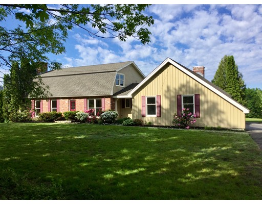 Single Family Home for Sale at 19 Otter River Road Winchendon, 01475 United States
