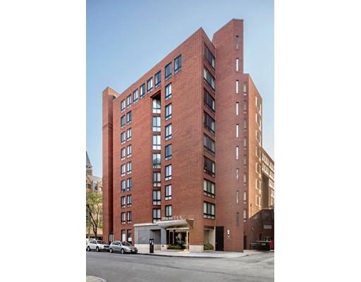 Single Family Home for Rent at 28 Exeter Street Boston, Massachusetts 02116 United States