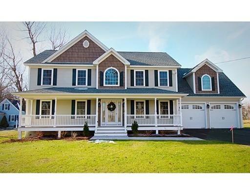 独户住宅 为 销售 在 80 Liberty Circle Holden, 01520 美国