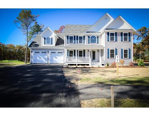 独户住宅 为 销售 在 82 Liberty Circle Holden, 01520 美国