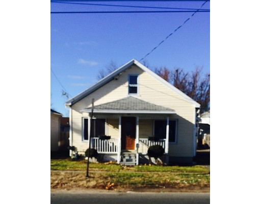 Single Family Home for Sale at 310 Carew Street Chicopee, Massachusetts 01020 United States