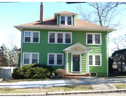Single Family Home for Rent at 28 Colbourne Crescent Brookline, Massachusetts 02445 United States
