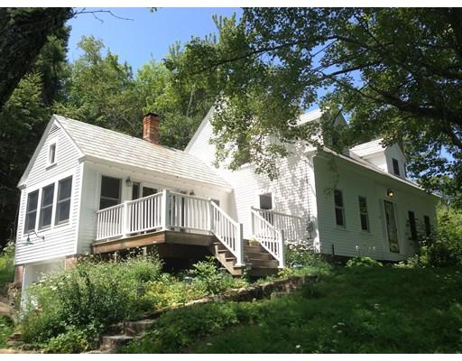 Single Family Home for Sale at 39 N Main Street New Salem, Massachusetts 01355 United States