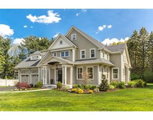 واحد منزل الأسرة للـ Sale في 16 Lorena Road 16 Lorena Road Winchester, Massachusetts 01890 United States
