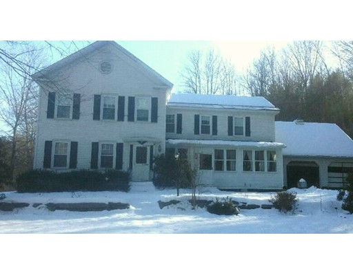 Single Family Home for Sale at 8 Prospect Street Huntington, Massachusetts 01050 United States