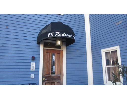 Commercial for Rent at 25 Railroad Avenue 25 Railroad Avenue Swampscott, Massachusetts 01907 United States