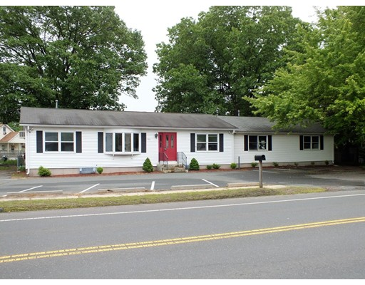 Commercial for Sale at 901 Springfield Street Agawam, Massachusetts 01030 United States