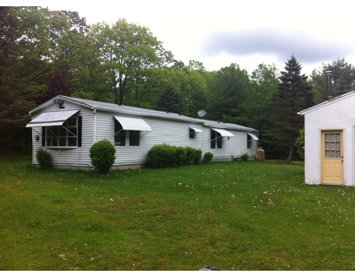 Single Family Home for Sale at 233 Otis Stage Road Blandford, Massachusetts 01008 United States
