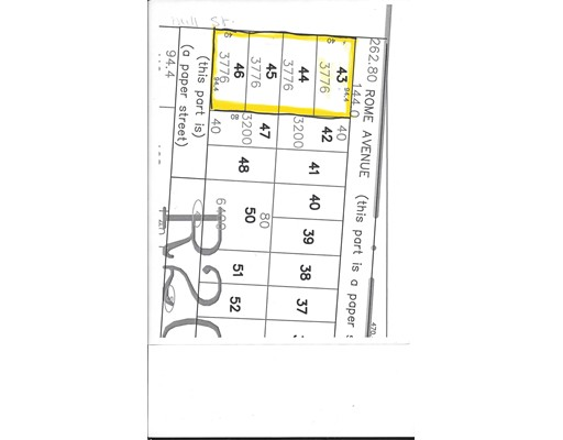 Land for Sale at Rome Avenue Johnston, Rhode Island 02919 United States