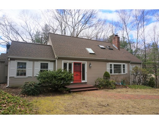 Single Family Home for Rent at 18 Pequot Road Wayland, Massachusetts 01778 United States