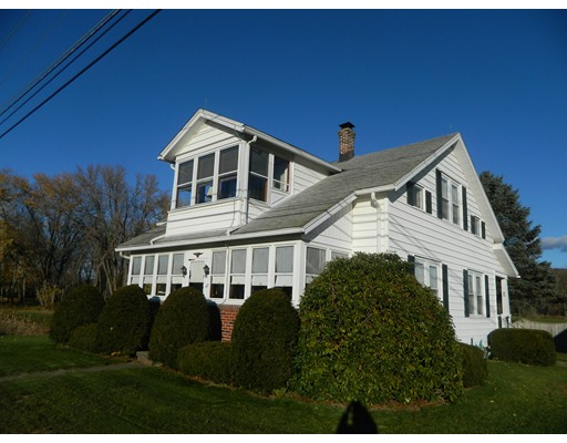 Single Family Home for Sale at 82 Hadley Road 82 Hadley Road Sunderland, Massachusetts 01375 United States