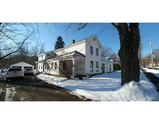 Single Family Home for Sale at 134 Main Street Russell, Massachusetts 01071 United States