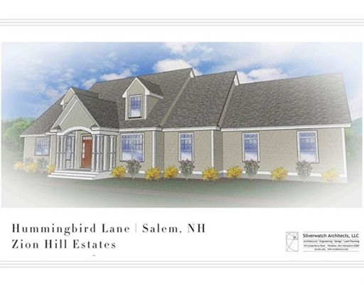 Single Family Home for Sale at 3 HUMMINGBIRD LANE Salem, New Hampshire 03079 United States