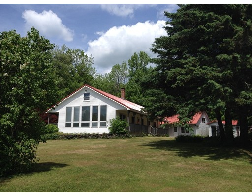 Single Family Home for Sale at 9 Hunt Road Hawley, Massachusetts 01339 United States