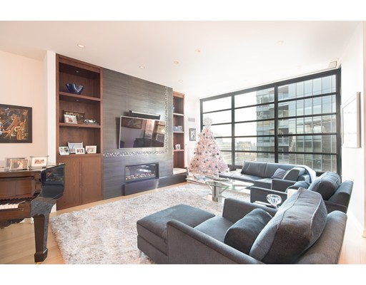 Condominium for Sale at 580 Washington Street #PHF Boston, Massachusetts 02111 United States