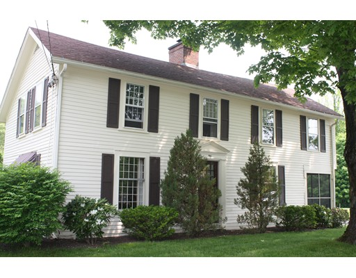 Maison unifamiliale pour l Vente à 28 Jones Road Deerfield, Massachusetts 01342 États-Unis