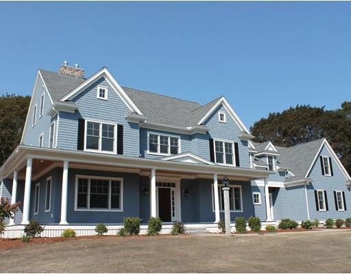 Single Family Home for Sale at 8 Burnham Road Lexington, Massachusetts 02420 United States