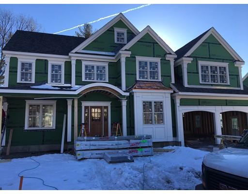 Single Family Home for Sale at 7 ROCKWOOD LANE Needham, Massachusetts 02492 United States