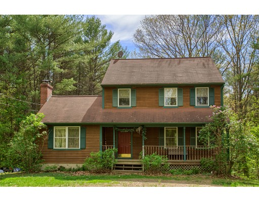 Single Family Home for Sale at 81 Rhodes Road Princeton, Massachusetts 01541 United States