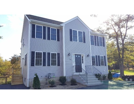 Single Family Home for Sale at 56 Pleasant Street Carver, Massachusetts 02330 United States