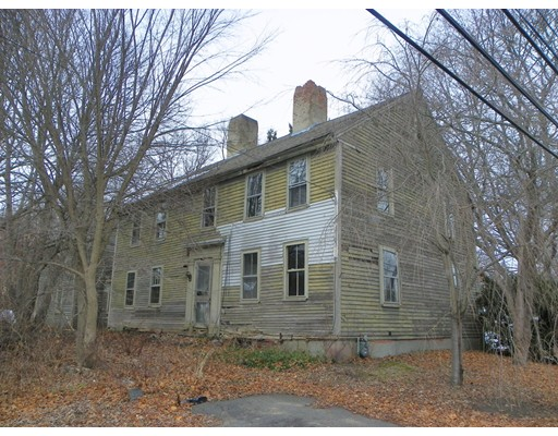Single Family Home for Sale at 34 BRADFORD Rowley, Massachusetts 01969 United States